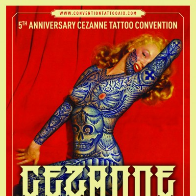 Cezanne tattoo covention
