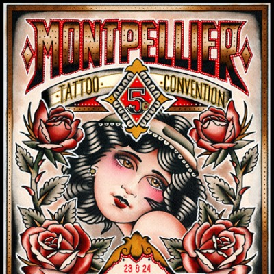 Montpellier Tattoo Convention