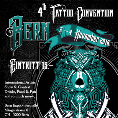 Bern tattoo convention