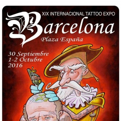 Barcelona Tattoo Expo